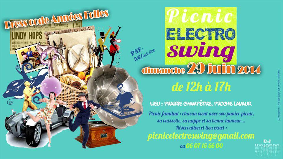 Picnic Electro Swing