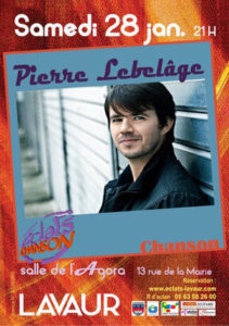 Pierre LEBELÂGE : une perle rare à découvrir … à Lavaur (81)