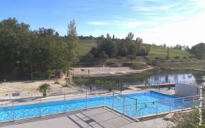 Base de loisirs à Monclar de Quercy (82)