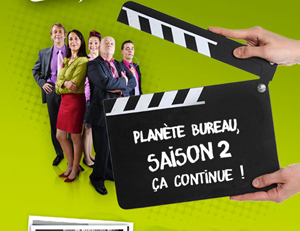 Planète Bureau - Cie du 4