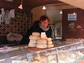 Léonore et ses fromages