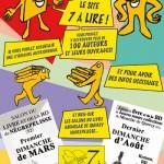 Pour fêter ses 20ans, l'association a demandé à Frédéric Médrano de créer ce marque page. Il est diffusé gratuitement à 20 000 exemplaires.