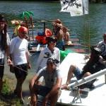 Equipage de Verlhac - Course de Radeaux 2014