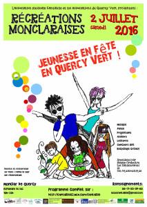 Récréations Monclaraises2016