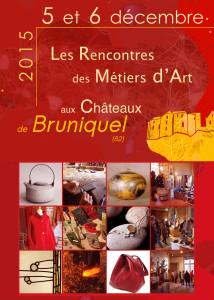 Rencontres des Métiers d'Art à Bruniquel (82)