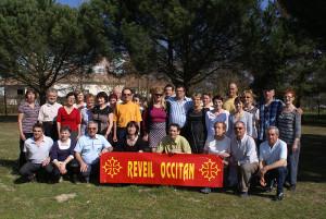 Ambiance conviviale et formation de très grande qualité avec le Réveil Occitan