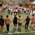 Danse en ronde : le cercle circassien