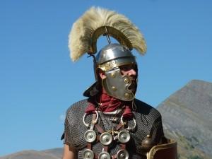Journées de reconstitutions romaines à Montans