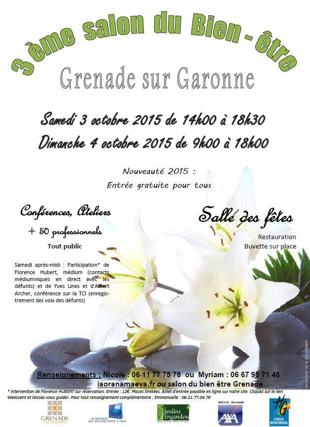 Salon du Bien-Être - Grenade sur Garonne