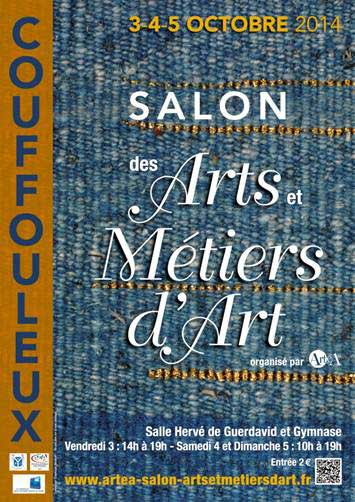 Salon des Arts et Métiers d'Art à Couffouleux (81)