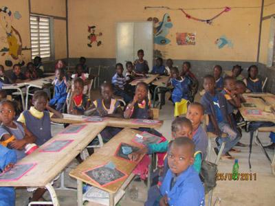 École de Malicounda Bambara