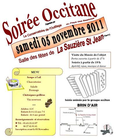 La Sauzière Saint Jean (81)