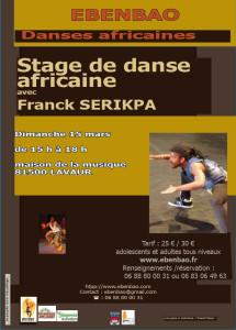 Stage Ebenbao à Lavaur (81)