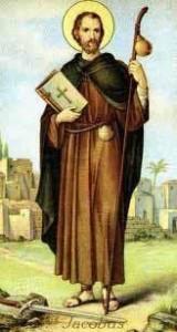 Saint-Jacques de Compostelle