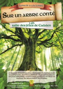 Spectacle de contes d'ici et d'ailleurs ... à Cadalen (81)