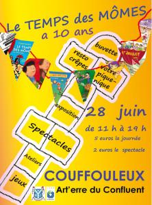 """Festival """"le temps des mômes"""" à Couffouleux (81)"""