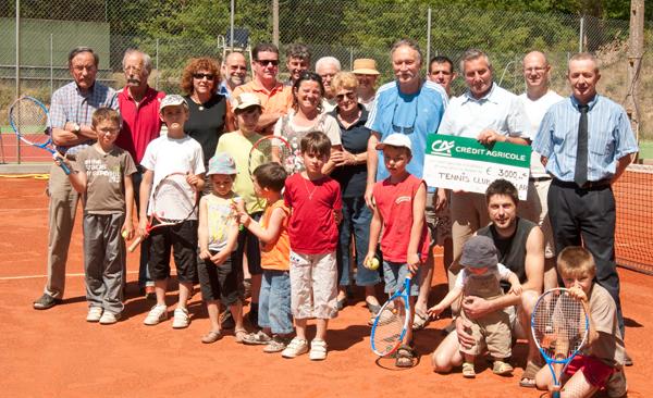 Monclar Tennis Club 2011