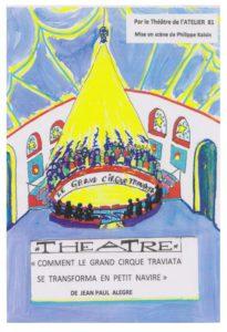 Théâtre avec l'Atelier 81 - Lavaur (81)