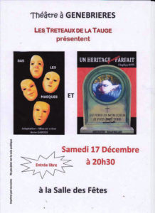 Théâtre à Genebrières.