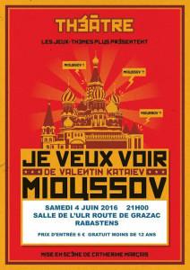 Je veux voir Mioussov  ... à Rabastens (81)
