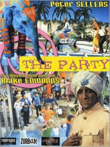 The party. Blake Edwards