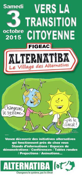 Alternatiba Lot - Figeac (46)