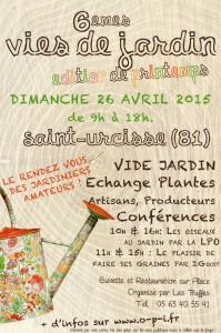 6ème Vie de Jardin à Saint-Urcisse (81)