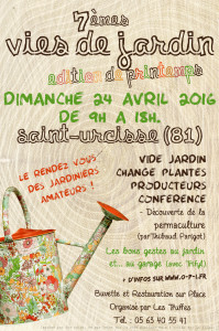 Vies de Jardin - Saint-Urcisse (81)