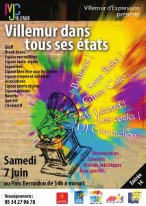 Festival Villemur'Expression
