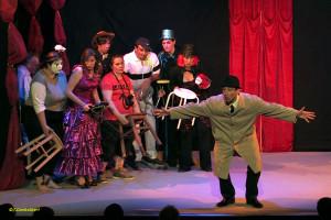 Voeux au Théâtre de l'Embellie. Montauban (82)