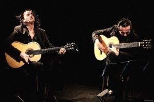 Bernardo Sandoval & Serge Lopez